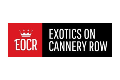 Exotics on Cannery Row Logo