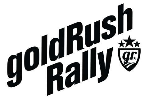 Gold Rush Rally Logo