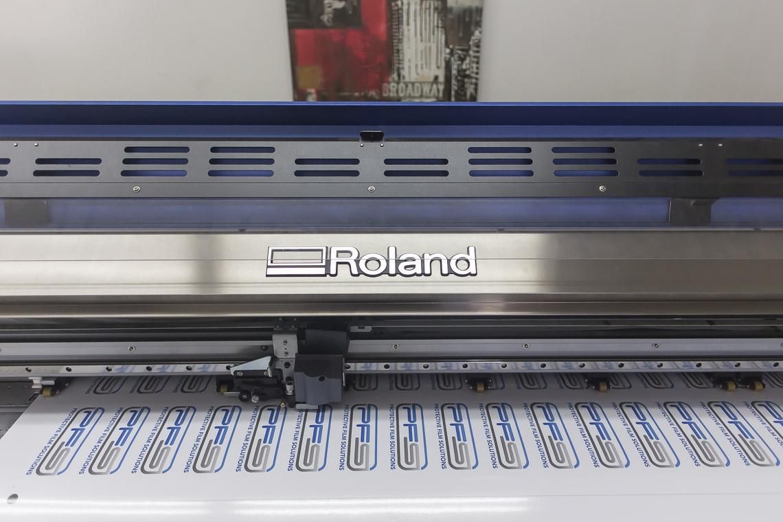 PFS Roland Printer