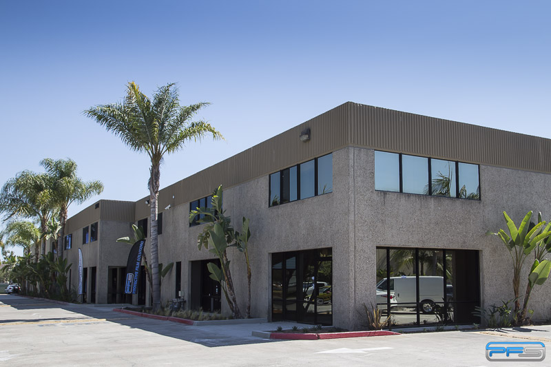 Protective Film Solutions Headquaters in Santa Ana, California