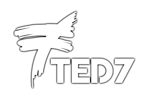 Ted 7 Photography Logo