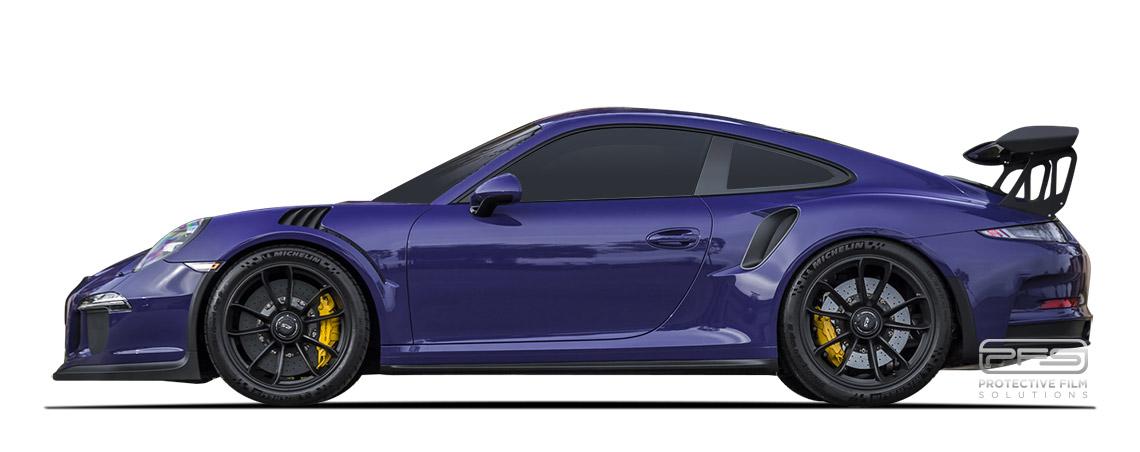 Porsche 991 GT3 RS Ceramic Pro
