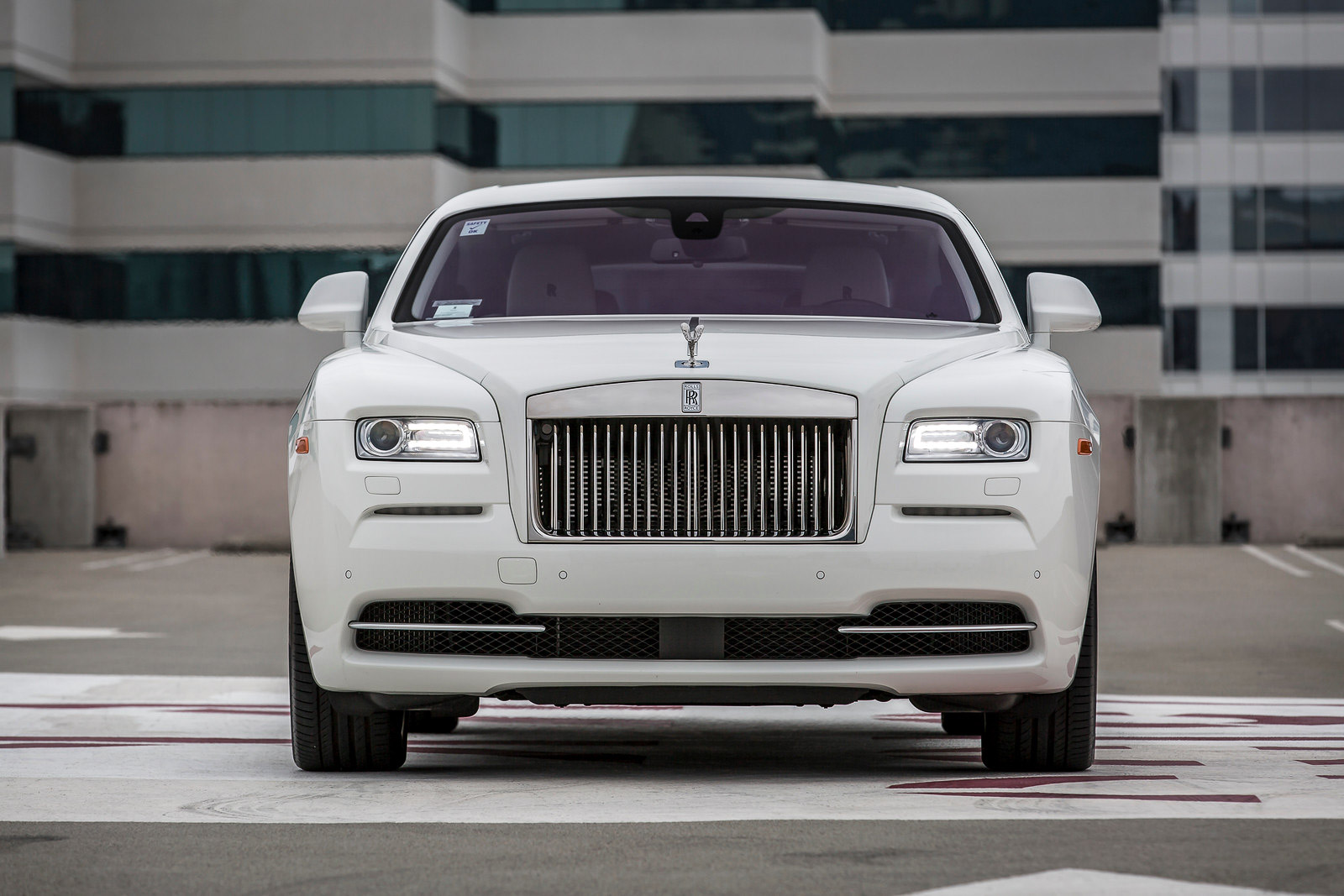 Rolls Royce Wraith Front Clear Bra Protection - Protective Film Solutions