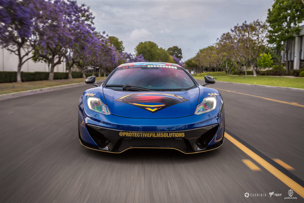 Superman McLaren