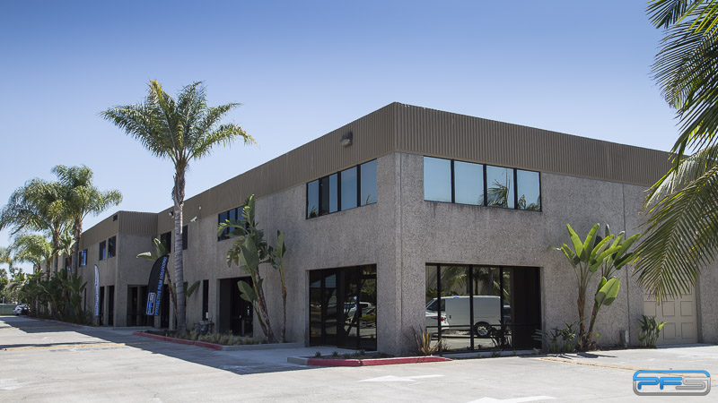 Protective Film Solutions Santa Ana California Building