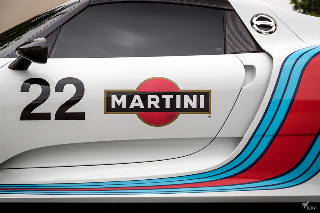 Porsche 918 Spyder Martini Gallery 2