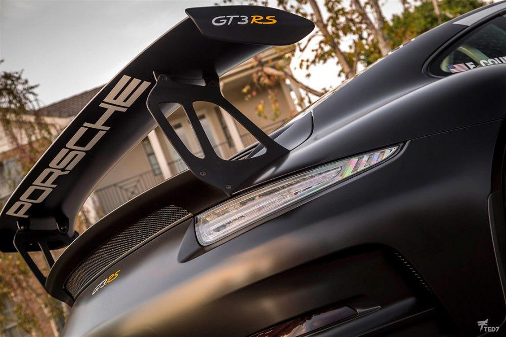 Porsche 911 GT3 RS Wing