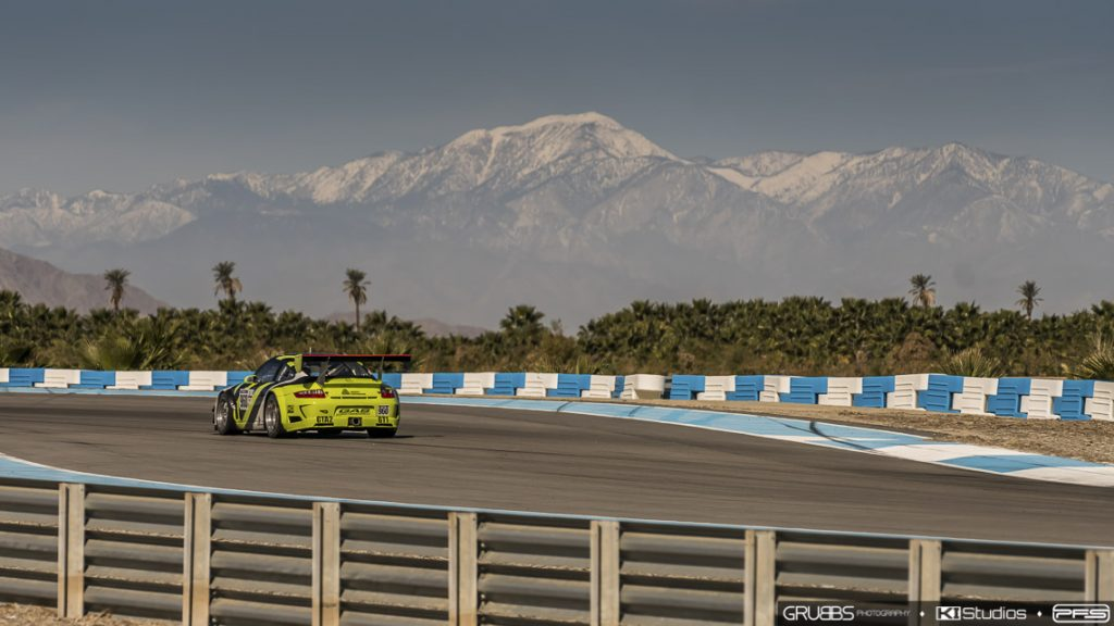 Porsche Racing at The Thermal Club