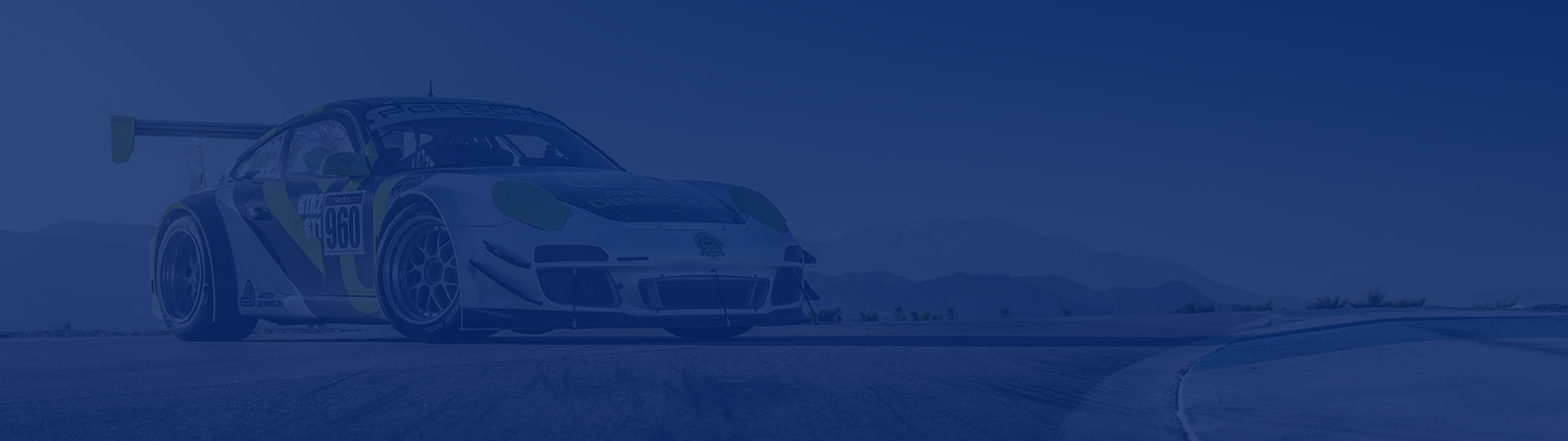Avery Dennison Porsche Racing Livery