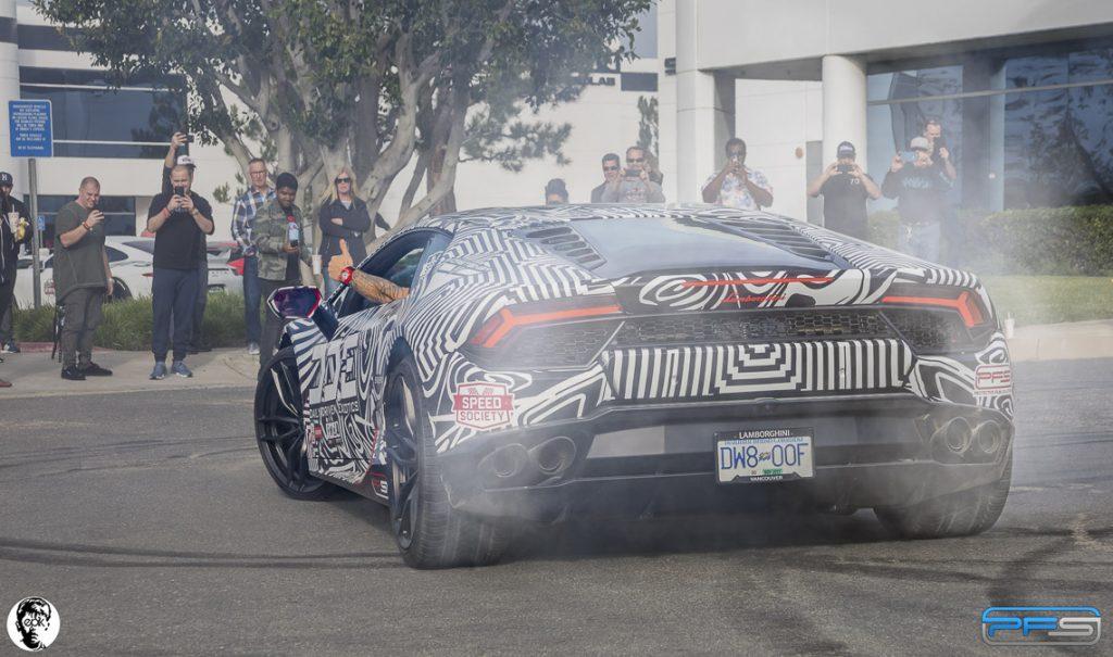 Lamborghini Huracan Burnout - Daily Driven Exotics