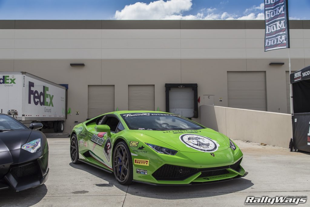 Haterade Lamborghini Huracan by RallyWays