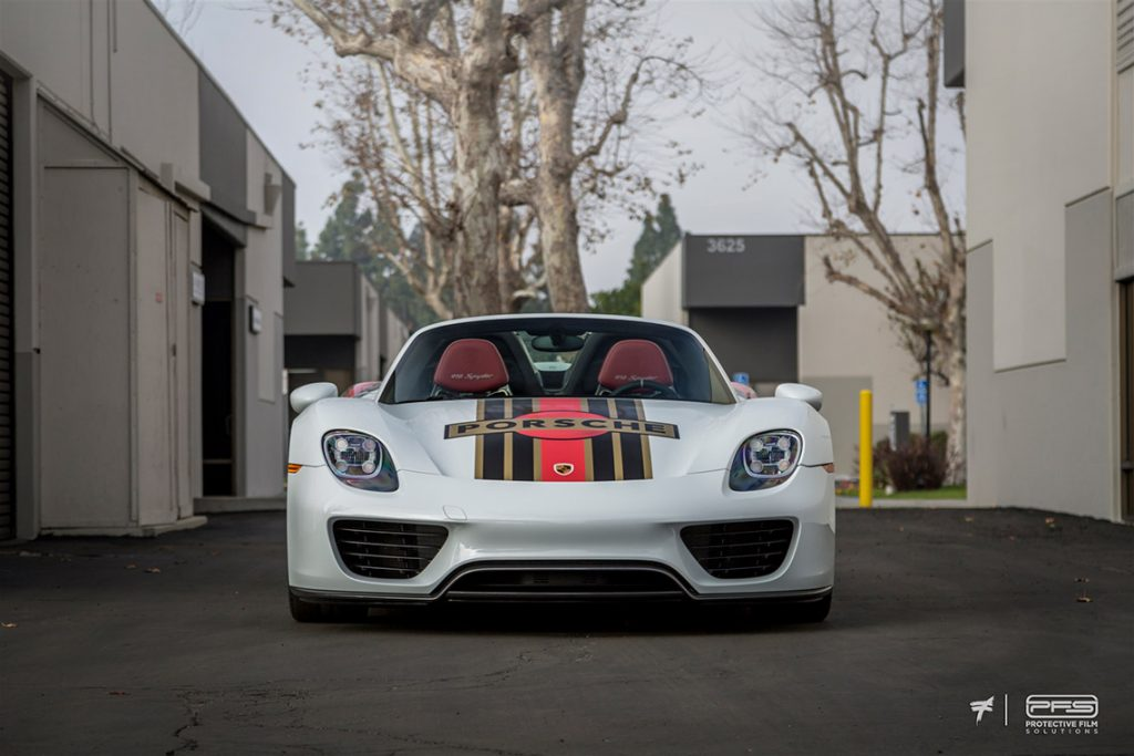 Porsche 918 Spyder Martini Style by PFS - Photo by Ted 7.