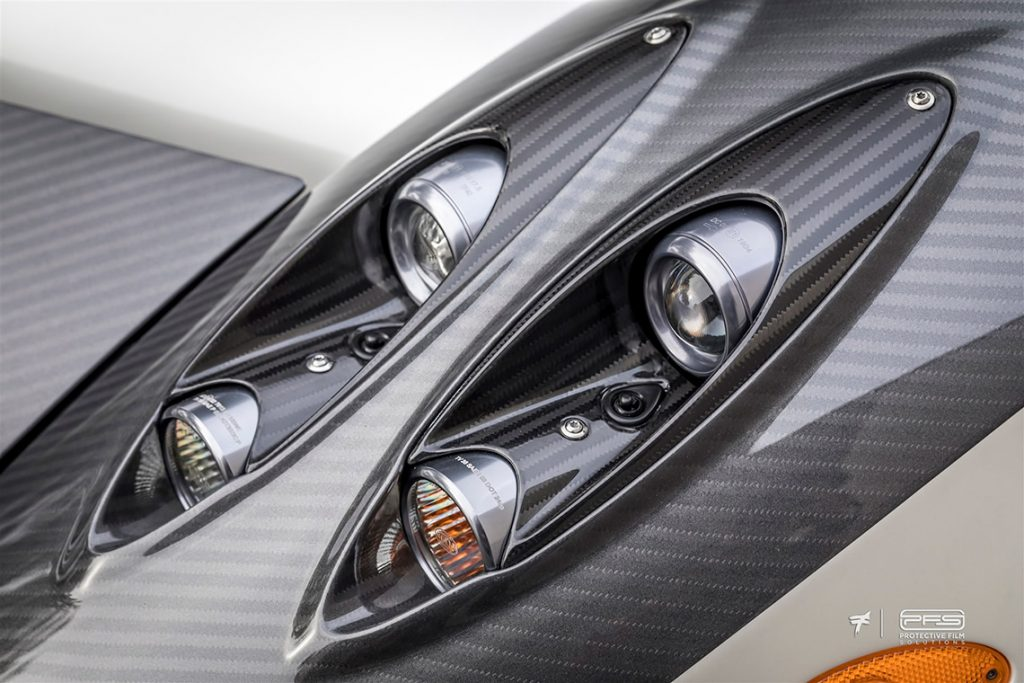Pagani Huayra Head Lights