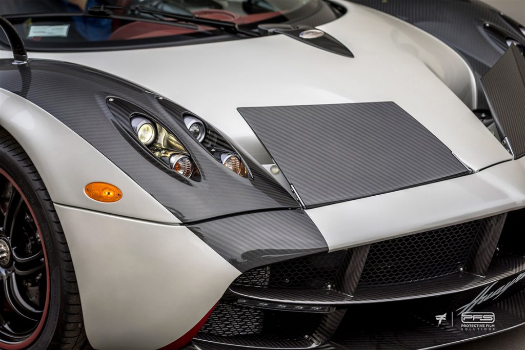 Pagani Huayra Paint Protection