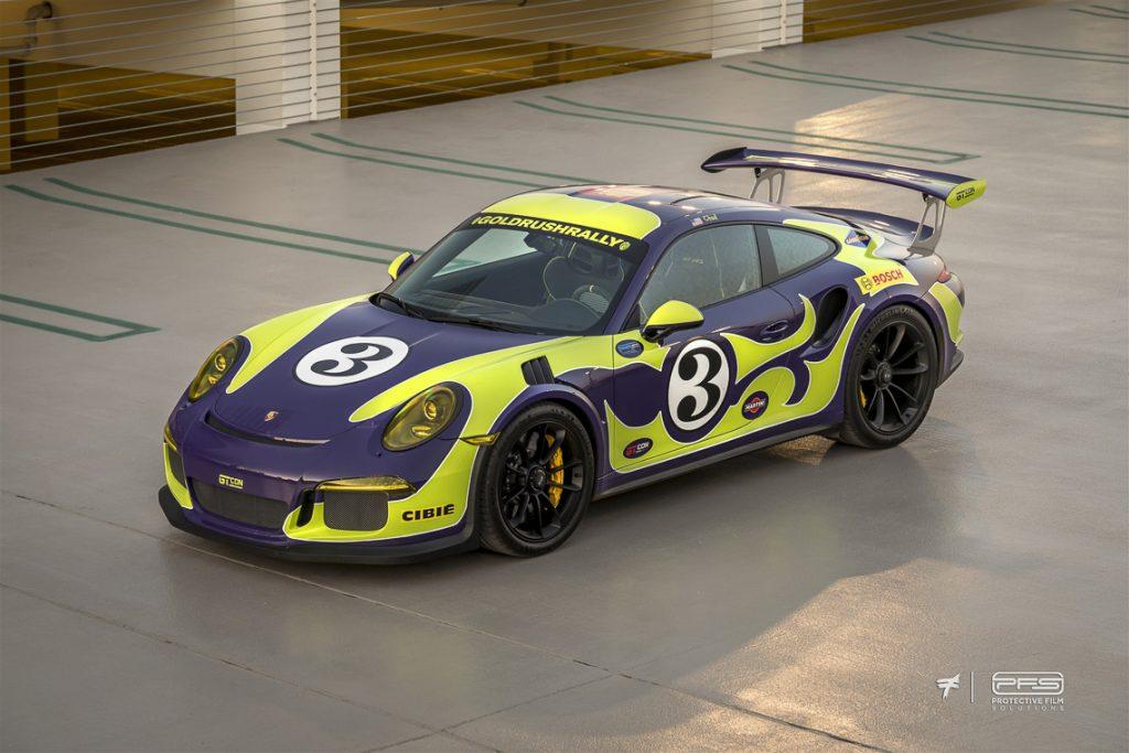 Fabulous Seventies Porsche - PFS / Ted 7