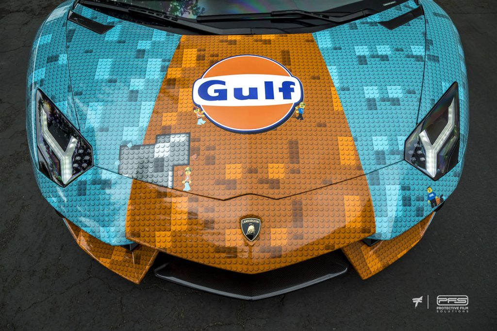 Gold Rush Rally 9 Liveries - LeGulf