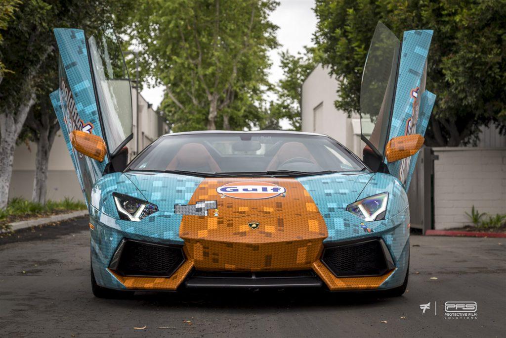 LeGulf Lamborghini Aventador