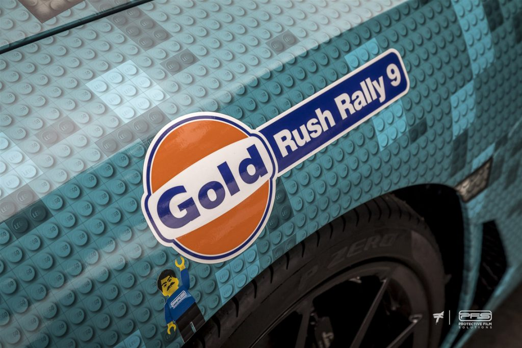 Gold Rush Rally 9 LeGulf