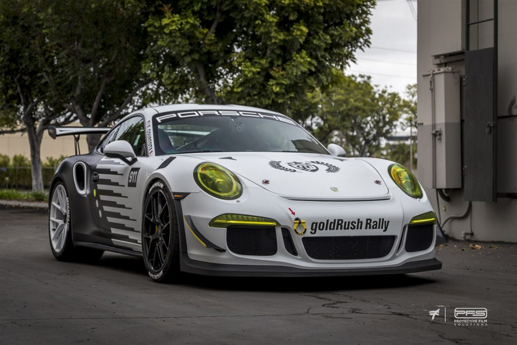 Gold Rush Rally 9 Liveries - Petfred 991 GT3 RS