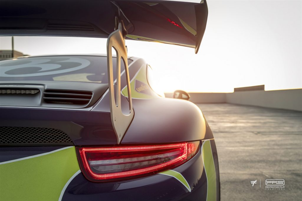 Porsche 991 GT3 RS Closeup by Ted 7.