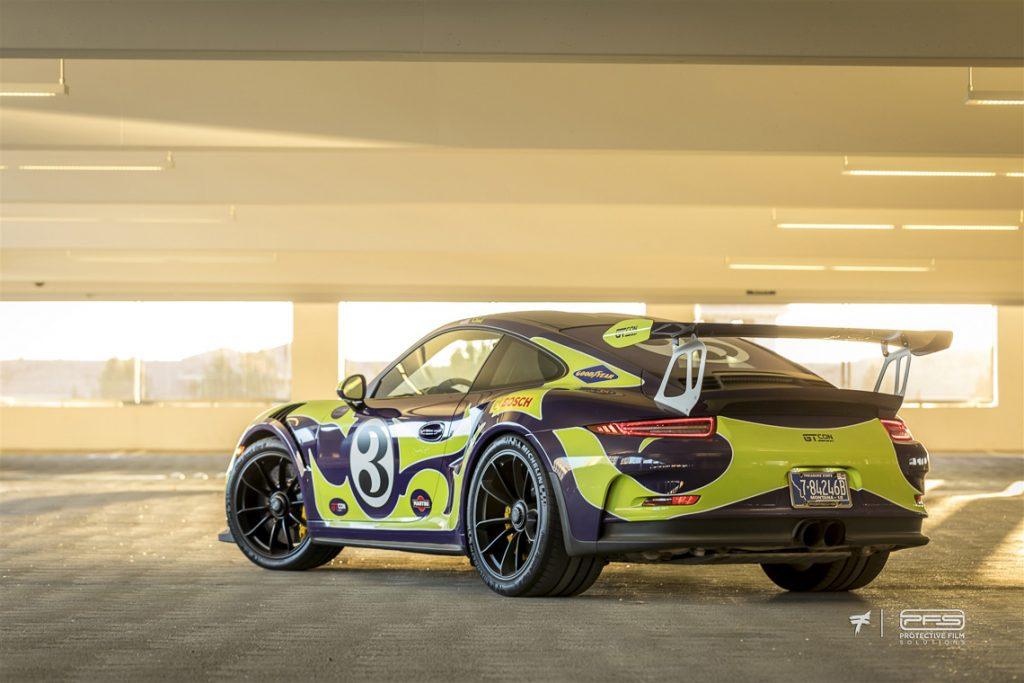 Ted 7 PFS Porsche 991 GT3 RS