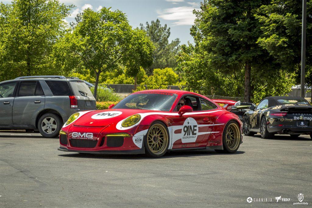 Salzburg Porsche Modern Recreation