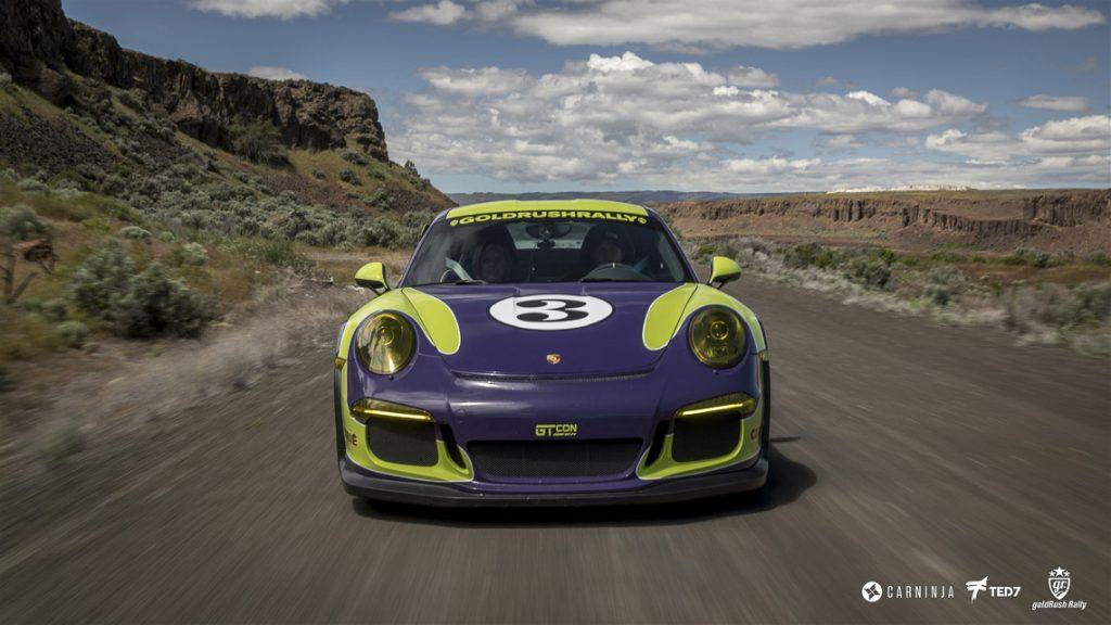 Hippie Porsche Made Modern - 991 GT3 RS
