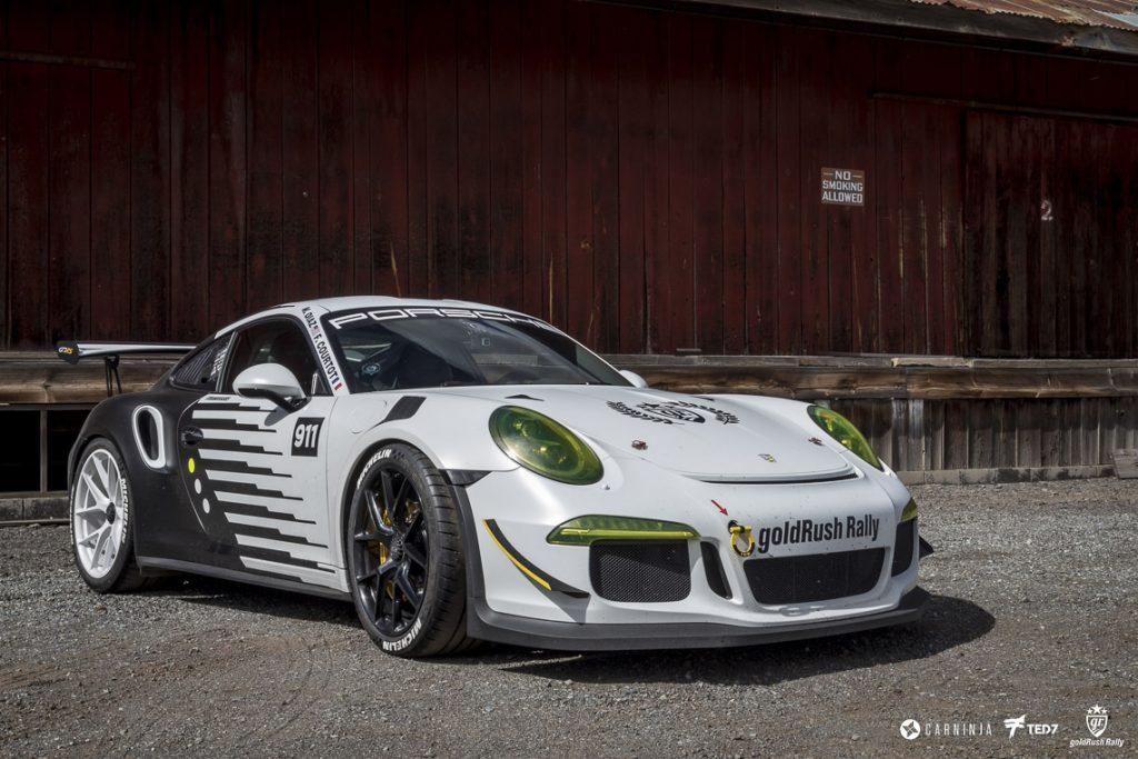 Porsche 991 GT3 RS Custom Livery