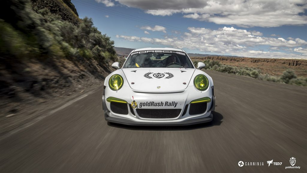 PetFred 991 GT3 RS