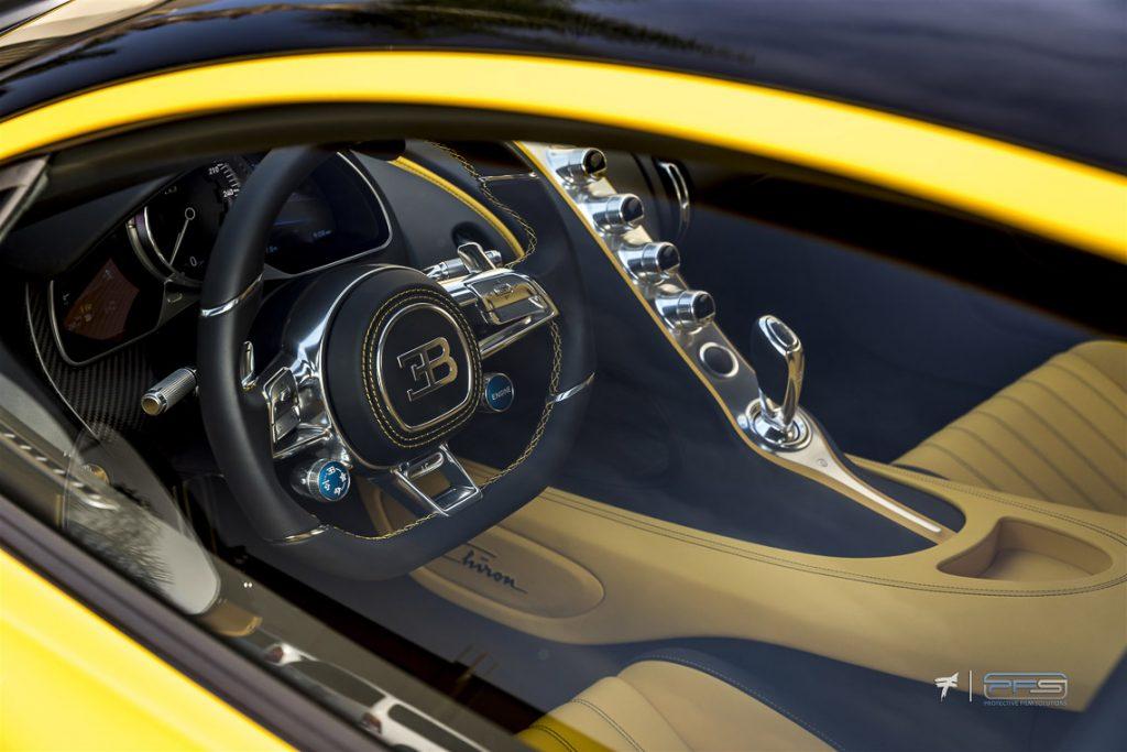 Bugatti Chiron @ PFS