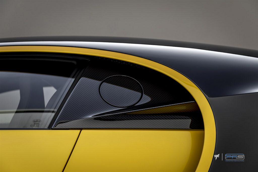 Bugatti Chiron Scoop