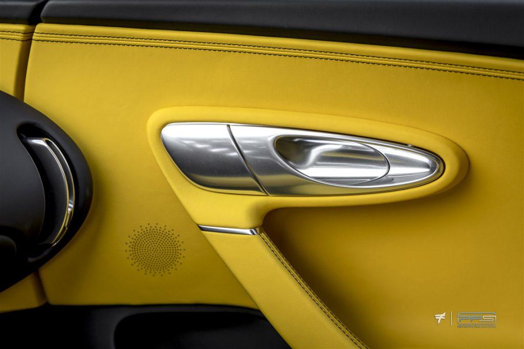 Bugatti Chiron Door Pulls