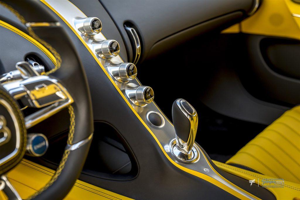 Bugatti Chiron Switchwork