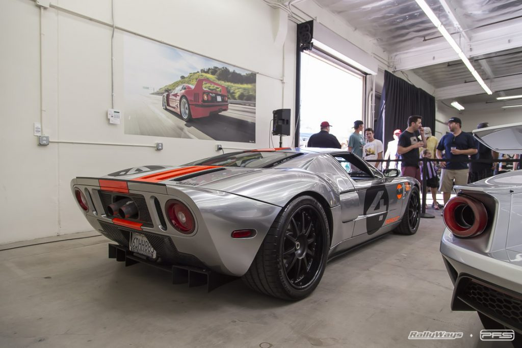 Ford GT at PFS Open House