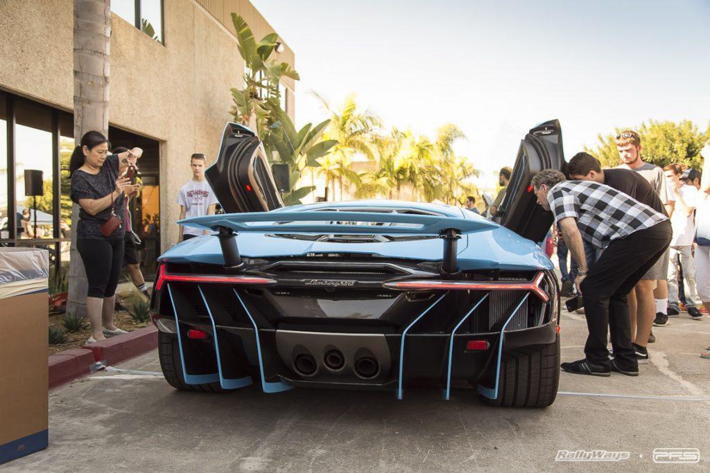 Lamborghini Centenario at PFS