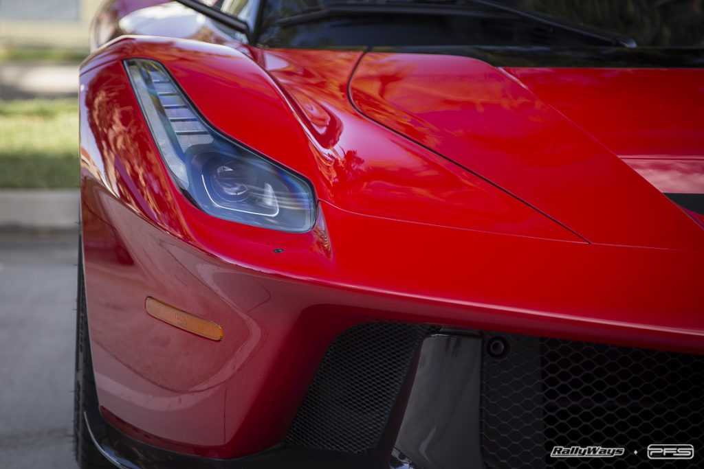 Close Look at Ferrari LaFerrari