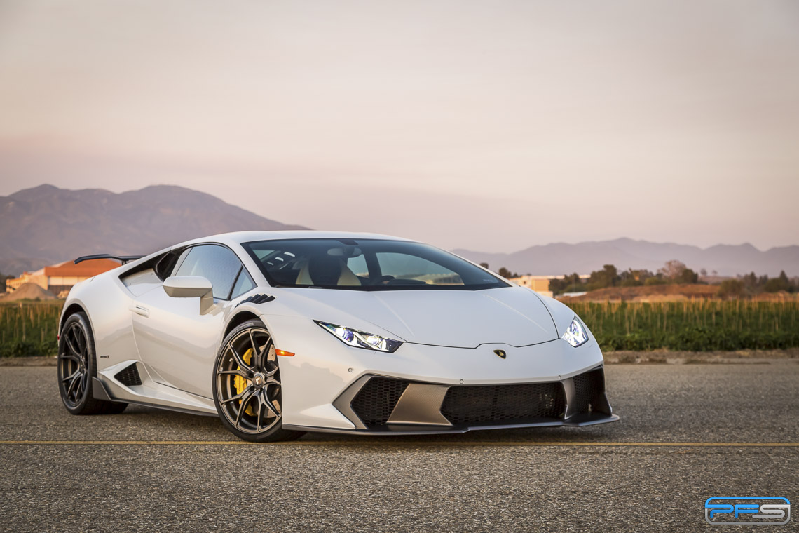 Vorsteiner Huracan  - Paint Protection Film