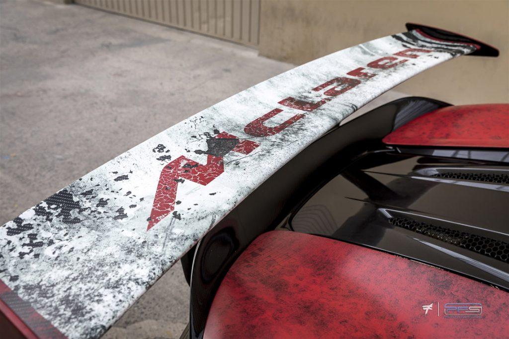 McLaren Wing - 570VX