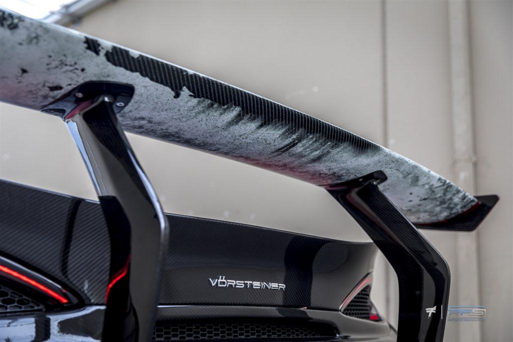 All the Details - PFS McLaren 570VX