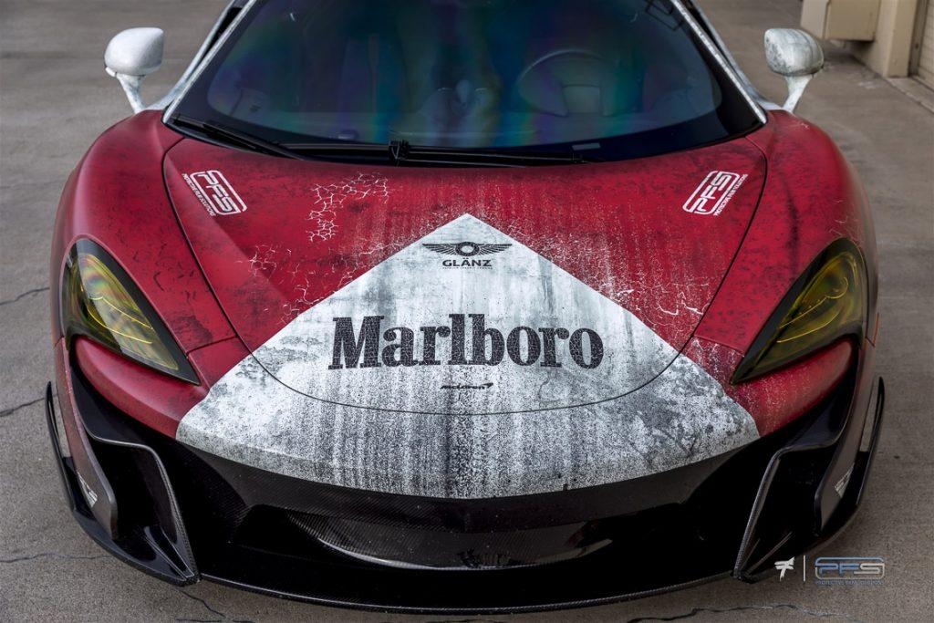 PFS McLaren Marlboro