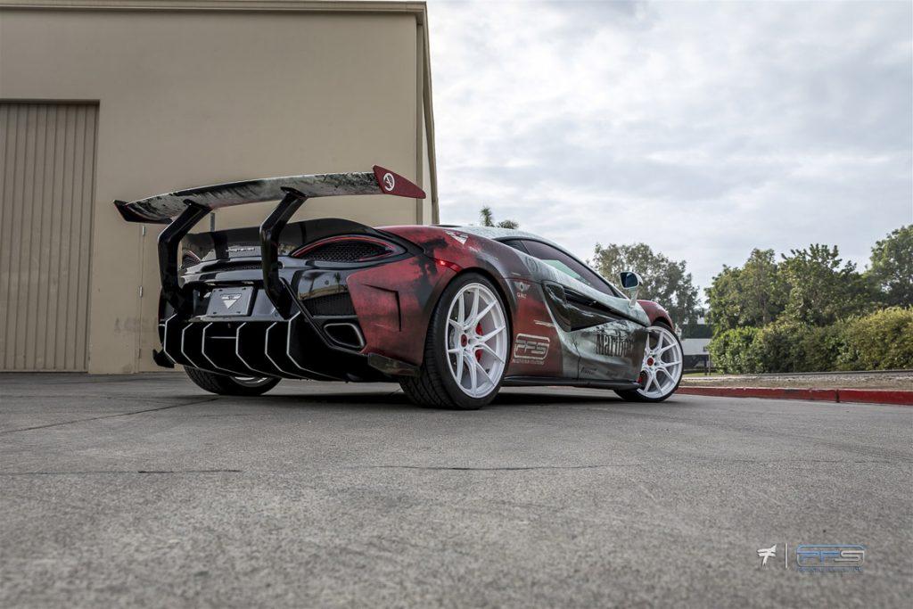 PFS McLaren Marlboro Historic Wrap
