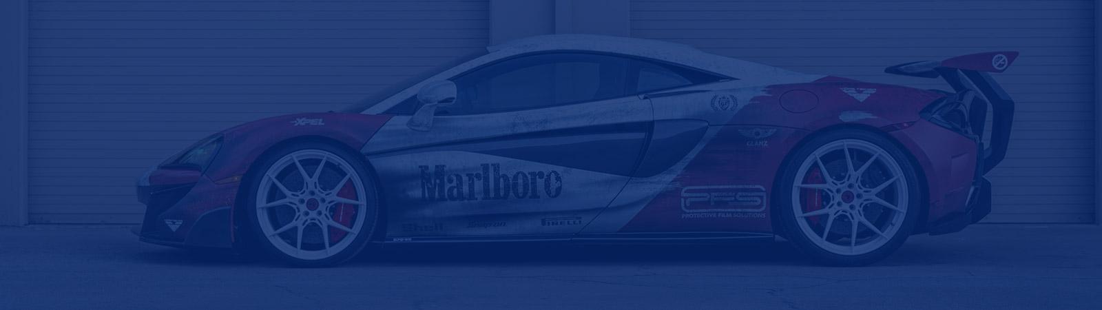 PFS Marlboro McLaren 570-VX Livery