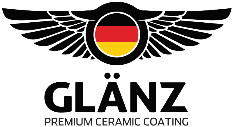 Glanz Premium Ceramic Coating Logo by PFS