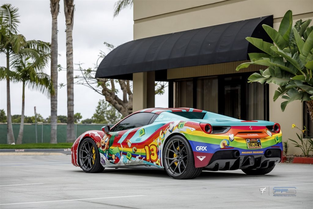 Lucky Charms Ferrari by PFS