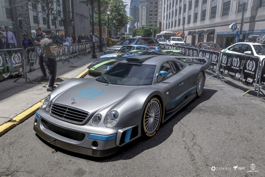 Mercedes-Benz CLK GTR Supersport by Protective Film Solutions