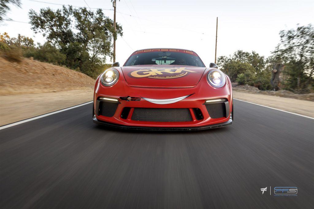 Lightning McQueen Porsche Rolling