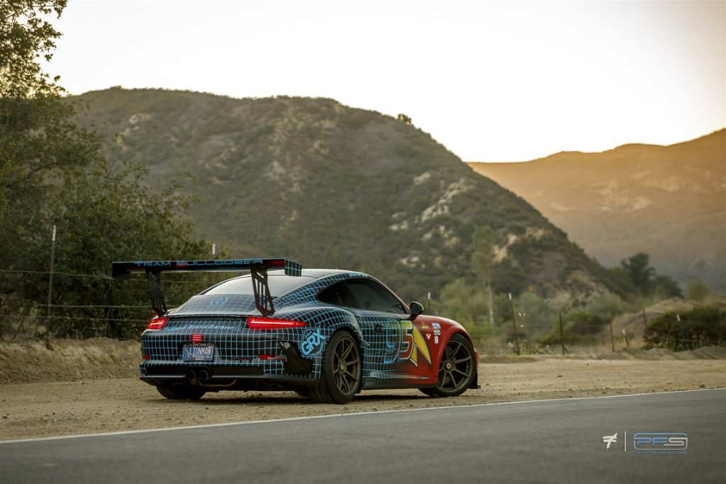 Turbo S Street Cup by PFS