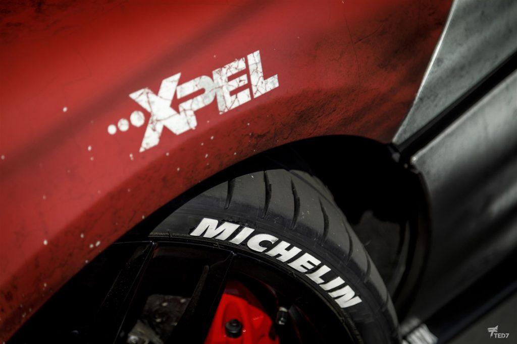 Xpel Logo - PFS McLaren 570VX