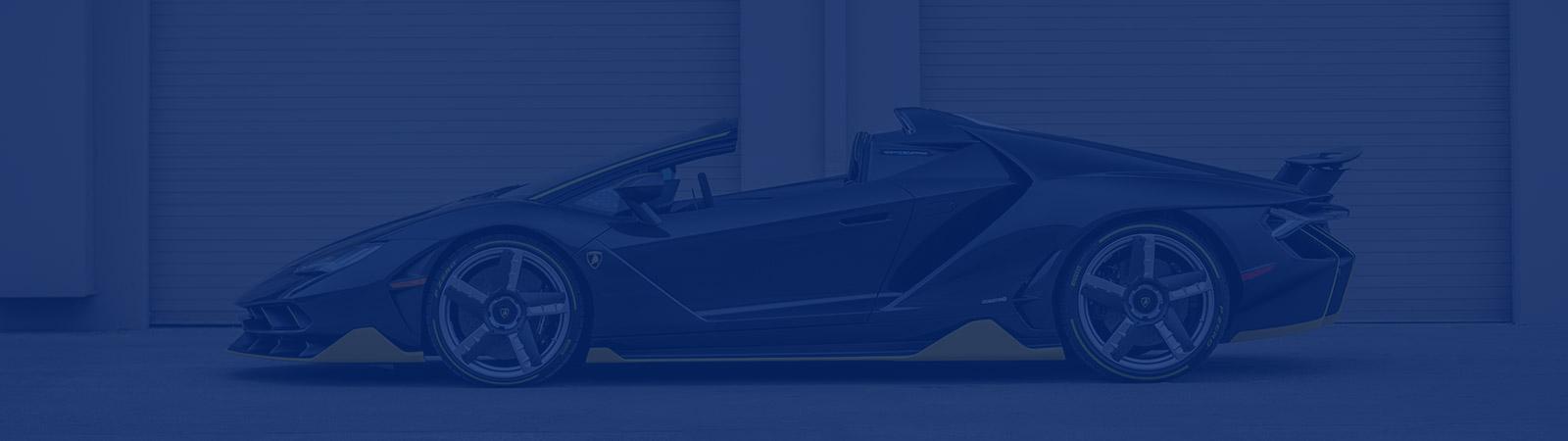 Lamborghini Centenario Roadster 1 of 20 XPEL SEMA
