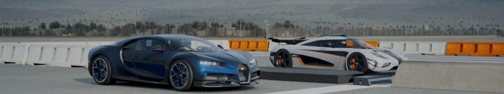 Orange County Festival of Speed Hyper Cars